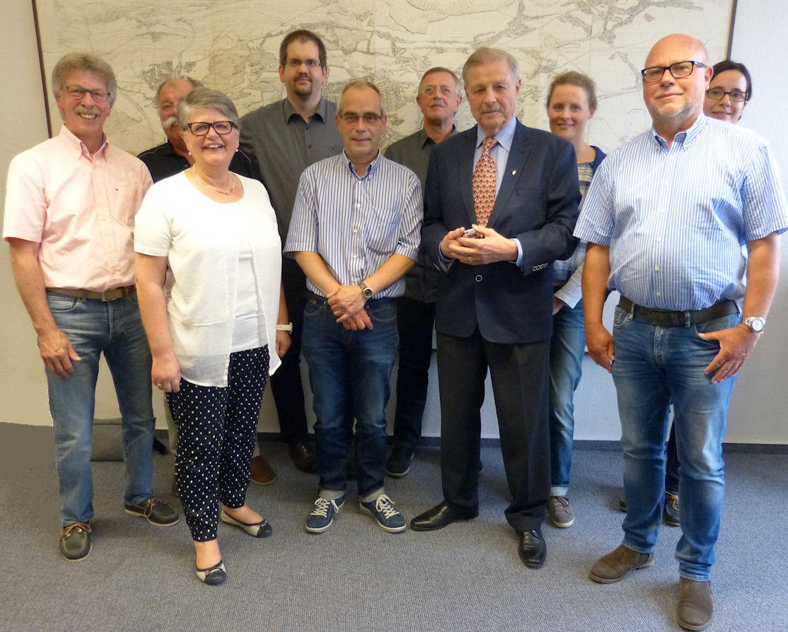 Vorstand - StadtSportVerband Sankt Augustin e.V.