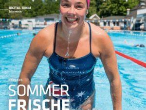 """Ausgabe 4/2020 des LSB-Magazins """"Wir im Sport"""""""